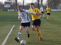 BVV Borne speelt gelijk tegen WVV '34