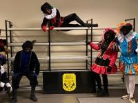 Sinterklaas 2020 op bezoek bij de jongste jeugd