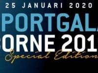 Sportgala Borne 2019 Special Edition, BVV Borne goed vertegenwoordigd