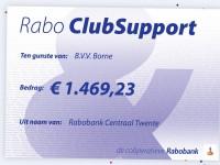 Rabo Club Support wederom zeer geslaagd